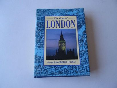 «The book of London», Œuvre collective...