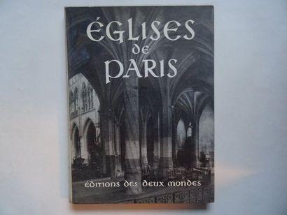 «Eglise de Paris», Yvan Christ; Ed. Edition...