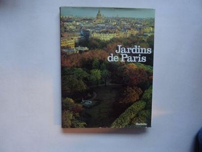 «Jardins de Paris», Jean-Jacques Lévêque;...