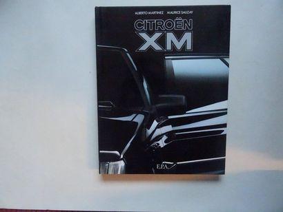 «Citroën XM», Alberto Martinez, Maurice...