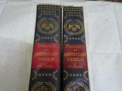 «Treasury of american design», [tome 1...