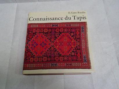 «Connaissance du Tapis», E. Gans- Ruedin;...