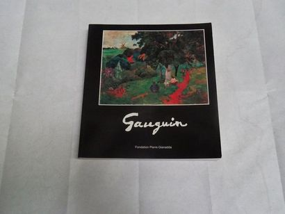 «Gauguin», [catalogue d'exposition], Œuvre...