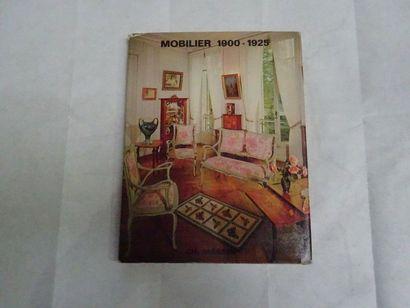 «Mobilier 1900-1925», Edith Mannoni, Chantal...