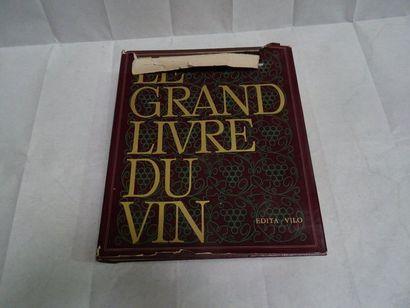 «Le grand livre du vin», Œuvre collective...