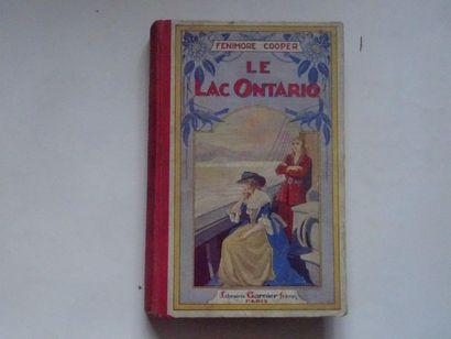 «Le lac Ontario», Fenimore Cooper; Ed....