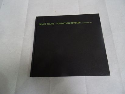«Renzo piano-Fondation Beyeler», Œuvre...