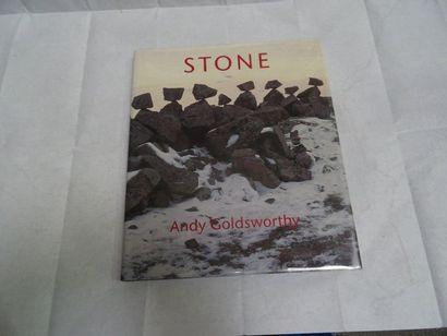 «Stone», Andy Goldsworthy; Ed. Harry N.Abrams,...