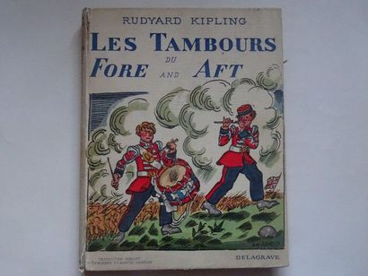 «Les tambours du Fore and Aft», Rudyard...