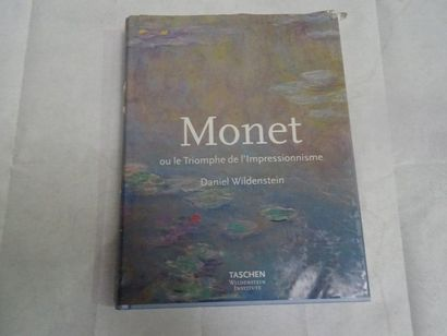 «Monet ou le triomphe de l'impressionnisme»,...