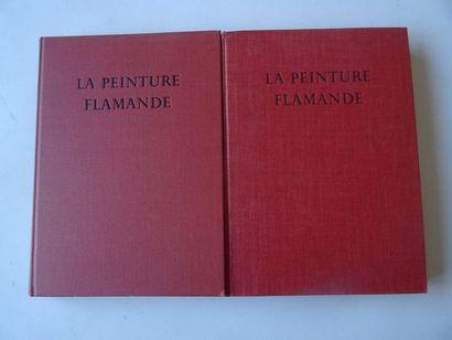 «La peinture Flamande», [tome 1 et 2],...