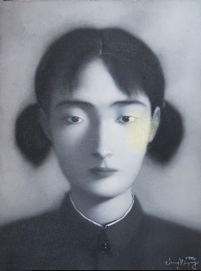 ZHANG XIAOGANG (1958)