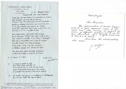 GRACQ, Julien (1910-2007), écrivain français.