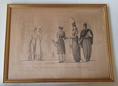 Portrait d'officier aquarelle (17 x 13 cm...
