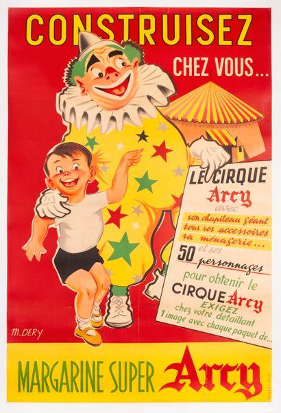 DERY M. Margarine Arcy. Construisez chez...