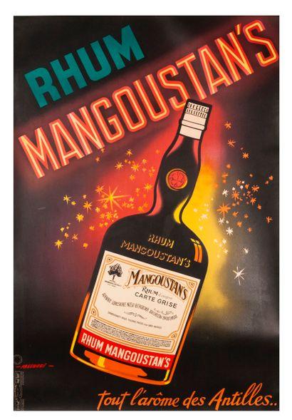 FALCUCCI Robert. Rhum Mangoustan's