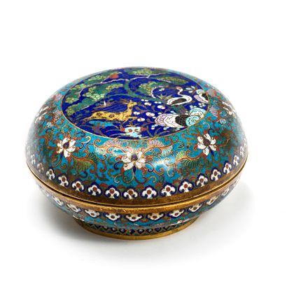 CHINE - Époque JIAQING (1796-1820)