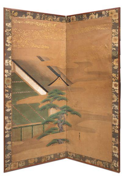 JAPON - Milieu Epoque EDO (1603 - 1868)
