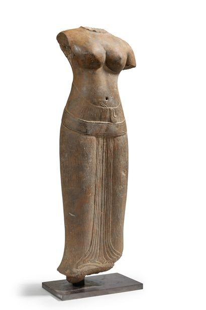 CAMBODGE - Période khmère, BAPHUON, XIe siècle