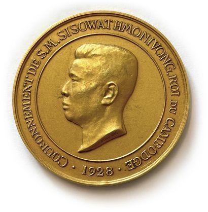 # Monnaies et Médailles étrangères Cambodge...