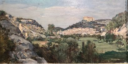 Barthélémy NIOLLON (1849-1927)