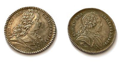 # Monnaies Françaises Louis XV (1715-1774)...