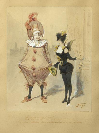 Louis Pierre Gabriel MOREL-RETZ dit STOP (1825-1899)