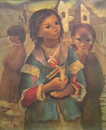 Mariette LYDIS (1894-1970)