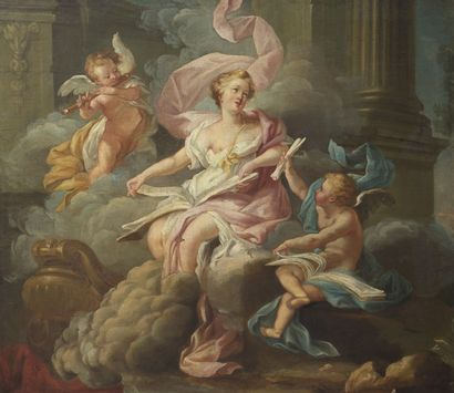 École française, XVIIIème siècle