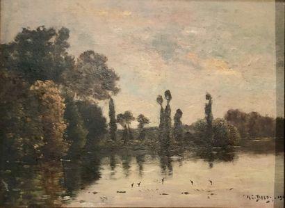 Jacques Henri DELPY (1877-1957)