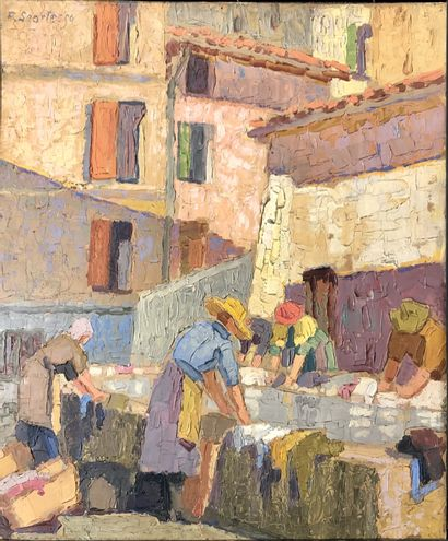 Paul SCORTESCO (1895-1976)