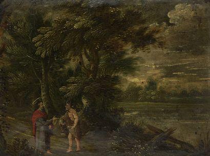 Ecole FLAMANDE, du XVIIème siècle