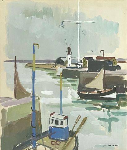 Jacques BOUYSSOU (1926-1947)