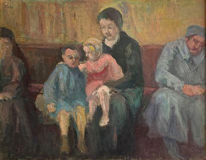 LUCE MAXIMILIEN (1858-1941)