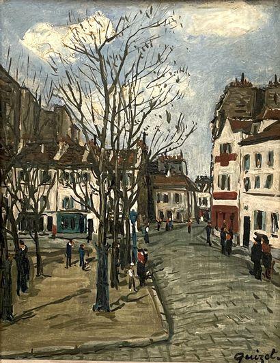 Alphonse QUIZET (1888-1955)