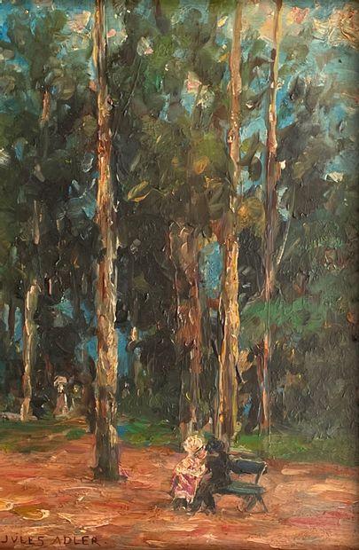 Jules ALDER (1865-1952)