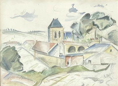 Jean DUFY (188-1964)
