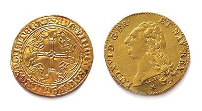 # Monnaies Françaises Louis XVI (1774-1793)...