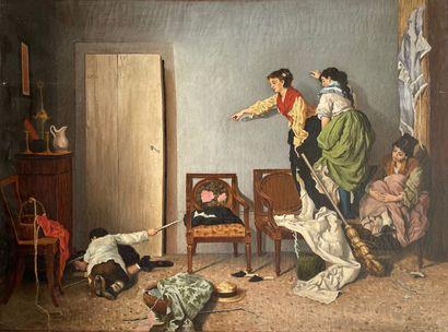 Gaetano CHIERICI (1838-1920), d'après