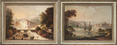 ÉCOLE FRANCAISE, début du XIXème siècle