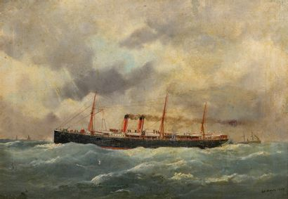 Edouard ADAM (1847-1929)