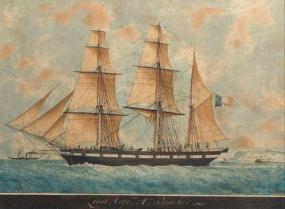 Frédéric ROUX (1805-1874)