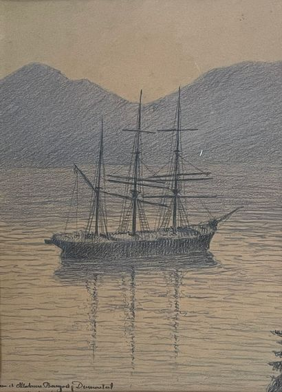 ÉCOLE FRANCAISE, CIRCA 1920