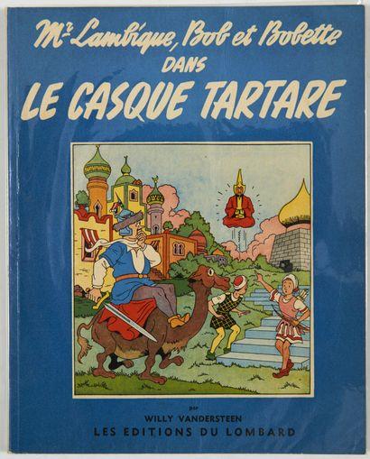 Bob et Bobette - Le casque tartare: Edition...