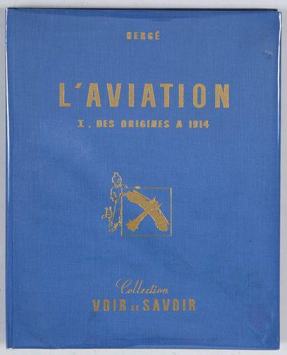 L'aviation, des origines à 1914: Album de...