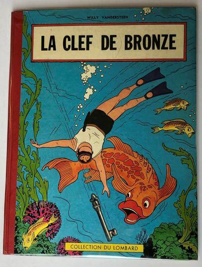 Bob et Bobette - Le clef de Bronze: Edition...