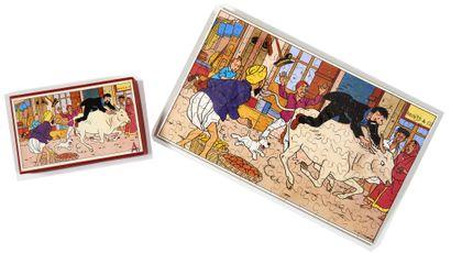 Tintin - Puzzle Tintin au Tibet: Superbe...