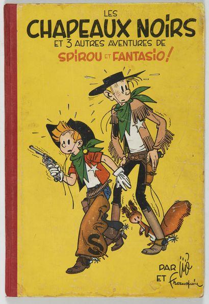 Spirou et Fantasio - Les chapeaux noirs:...