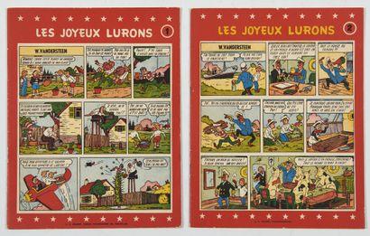 Joyeux Lurons - Ensemble de 2 albums: N°1...