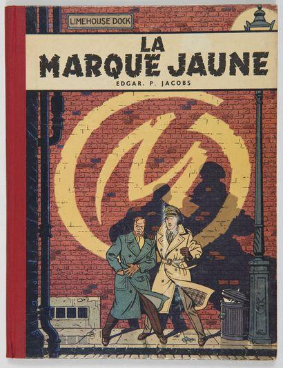 Blake et Mortimer - La marque jaune: Edition...